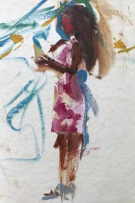 Painting - Guest 20 by Carol Berning