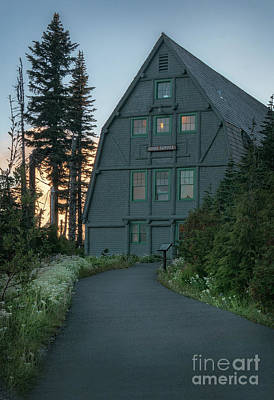 Photograph - Guide House by Sharon Seaward