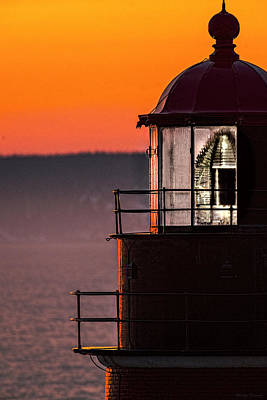 Photograph - Guiding Light by Marty Saccone