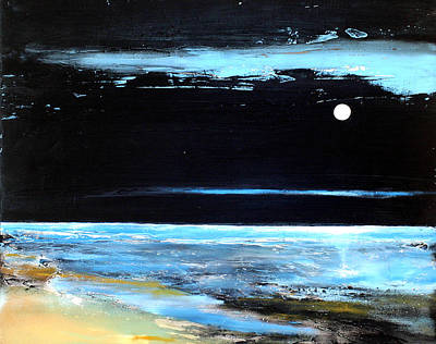 Guiding Light Art Print by Toni Grote
