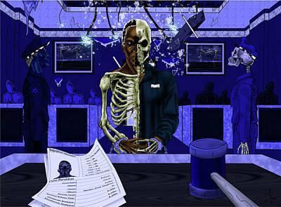 Innocent Angels Digital Art - Guilty Vs Innocent by Demetrius Morgan