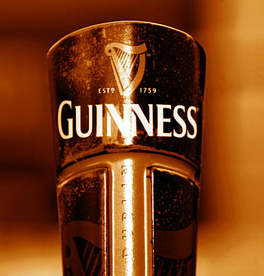 Photograph - Guinness Beer Tap by David Lee Thompson