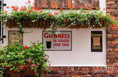 Photograph - Guinness Is Good For You by Jim Orr
