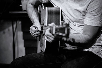Photograph - Guitar 2016 by Kelly E Schultz