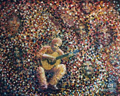 Guitarman I Original by Jim Rehlin