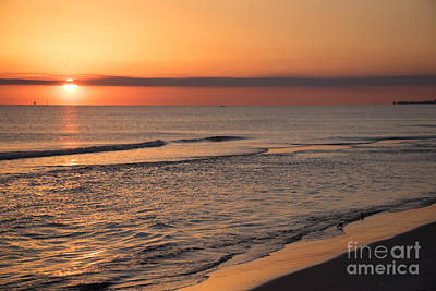 Photograph - Gulf Coast Sunset by Tim Sevcik