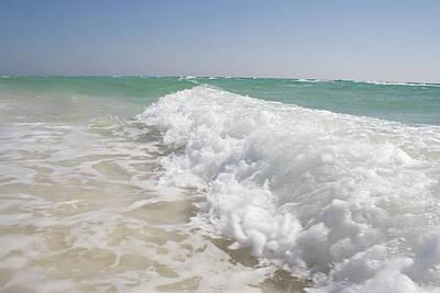 Photograph - Gulf Foaming by Dylan Punke