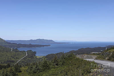Kodiak Photograph - Gulf Of Alaska by Carolyn Brown