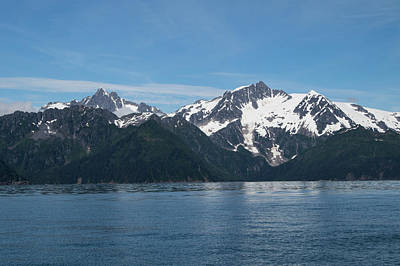 Photograph - Gulf Of Alaska On A Sunny Day by Gloria Anderson