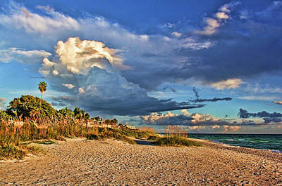 Photograph - Gulf Shores by HH Photography of Florida