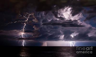Photograph - Gulf Skies by Quinn Sedam