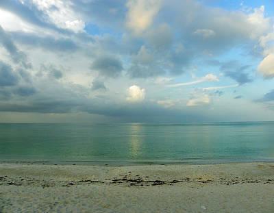 Photograph - Gulf Storm by Judy Wanamaker