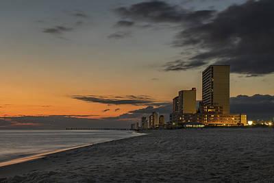 Panama City Beach Photograph - Gulf Sunset by Kevin Ruck