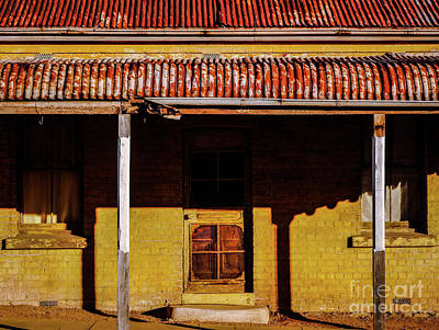 Photograph - Gulgong Of The Past by Lexa Harpell