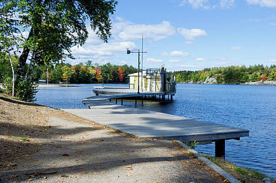 Photograph - Gull Lake Park Gravenhurst 2 by JGracey Stinson