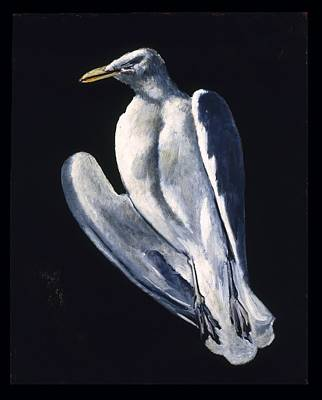 1943 Painting - Gull by MotionAge Designs