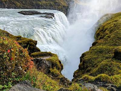 Travel Rights Managed Images - Gullfoss Royalty-Free Image by William Slider