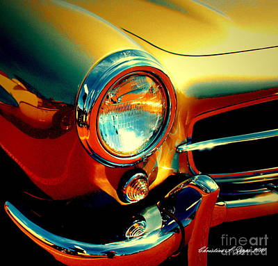 Gullwing I Art Print