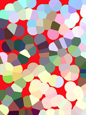 Gumbo Art Print by Diana Gonzalez