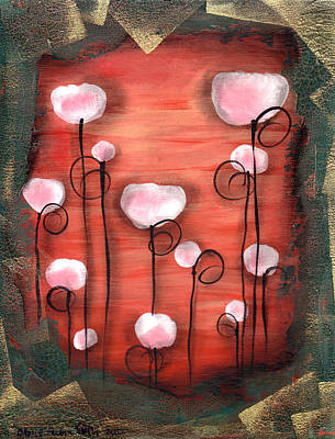 Painting - Gumdrops by  Abril Andrade Griffith