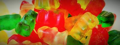 Gummies Art Print by Martin Cline