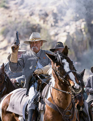 Photograph - Gun Solder by John Swartz