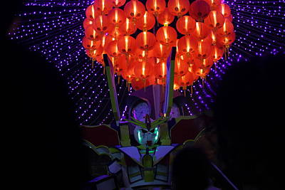 Gundam On Chinese New Year Original