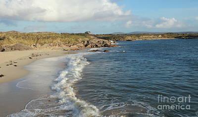 Photograph - Gurteen Beach 2 by Peter Skelton