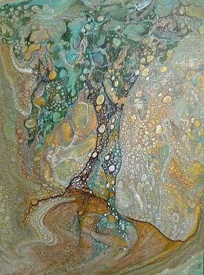 Painting - Gustav's Tree by Pat Purdy