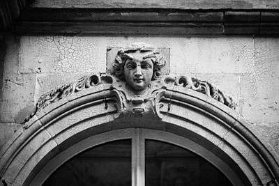 Photograph - Gutenberg Gent by Teresa Mucha