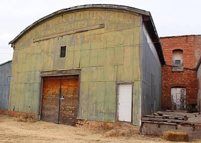 Gutherie Barn Original by John Adams