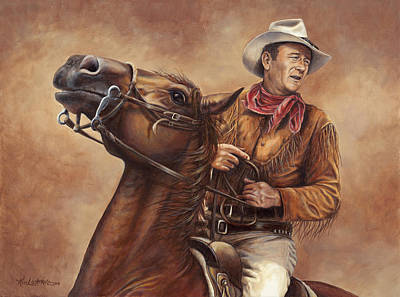 Painting - Guts And A Horse by Kim Lockman