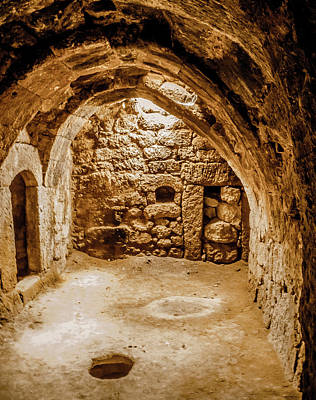 Photograph - Guzelyurt, Turkey - Underground House II by Mark Forte