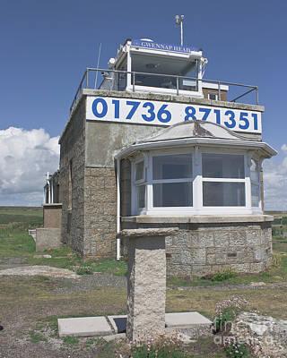 Photograph - Gwennap Head Coastguard Watch by Terri Waters