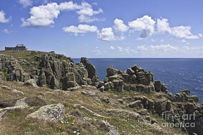 Photograph - Gwennap Head Cornwall by Terri Waters