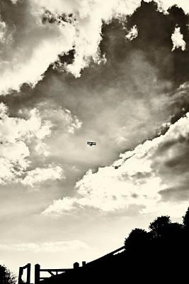 Farnham Photograph - Gypsy Moth by Bernard Webb