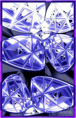 Digital Art - Gyroscopic by Ron Bissett
