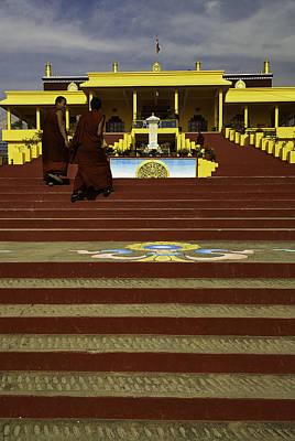 Photograph - Gyuto Monastery by Rajiv Chopra