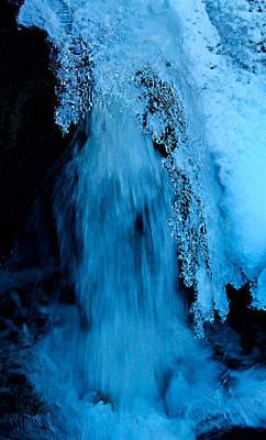 Photograph - H2O by Sean Sarsfield