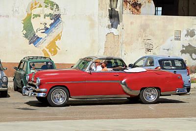 Photograph - Habana Past Tense by David Beebe