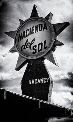 Sun Rays Digital Art - Hacienda Del Sol by Ron Regalado