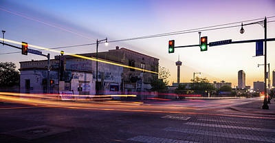 Photograph - Hackberry And Commerce by Micah Goff