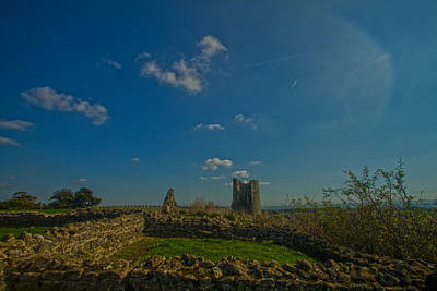 Photograph - Hadleigh Castle by David French