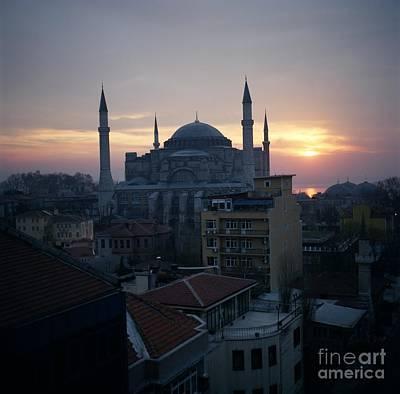 Photograph - Hagia Sophia by Dean Robinson