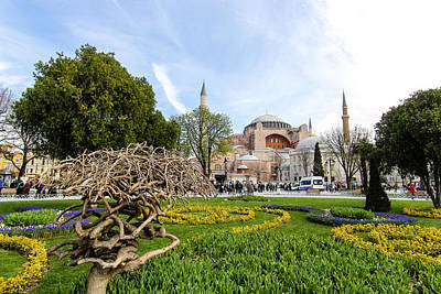 Hagia Sophia, Istanbul Original by Freepassenger By Ozzy CG