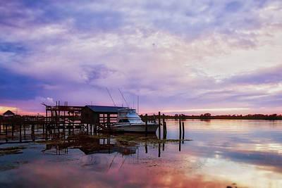 Photograph - Hagley's Landing by Kathy Baccari
