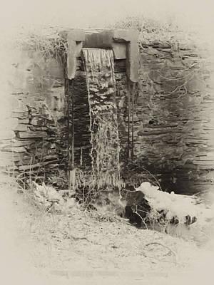 Hagys Mill Art Print by Bill Cannon