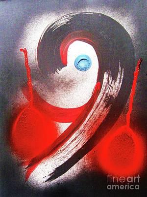 Painting - Hai Kakkitekina by Roberto Prusso