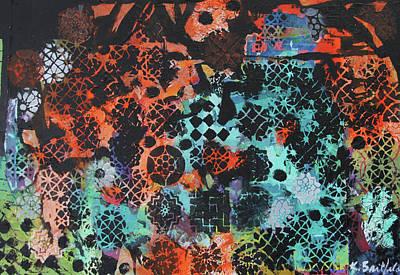 Haight Ashbury Painting - Haight Ashbury 1969 by Karla Britfeld