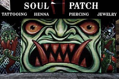 Haight Ashbury Wall Art - Photograph - Haight - Ashbury's Soul Patch by Mountain Dreams